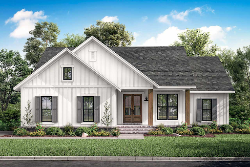 Affordable House Exterior Plan