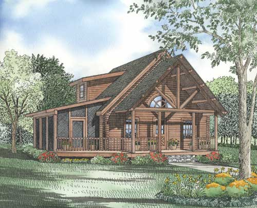 Todays Log Cabin Homes Often Come In Ready To Assemble Kits And Are A Cost Efficient Alternative Other Home Styles The States
