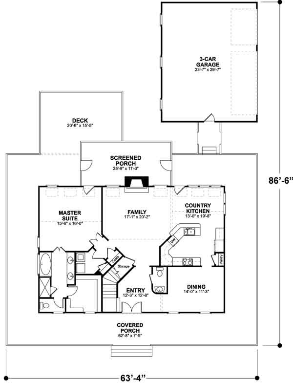 Modern Farmhouse Plans – Home Floor Plans & Designs ... on house floor plans with 2 master suites, best master suite, house plans 2 master bedroom floor plans, house master bedroom interior design, house plans with dual master suites, 2 bedroom house plans with master suite,