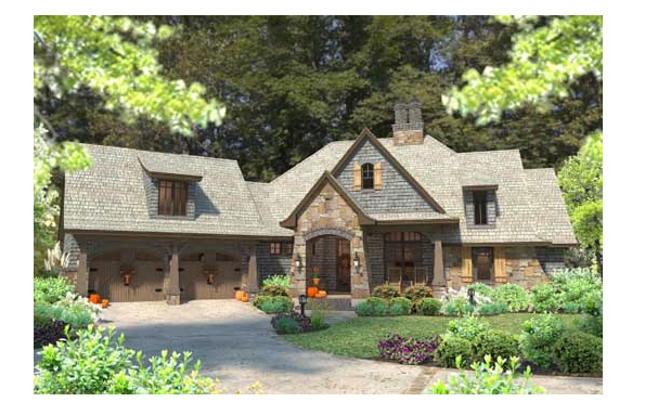 Mountain OR Rustic House Plans