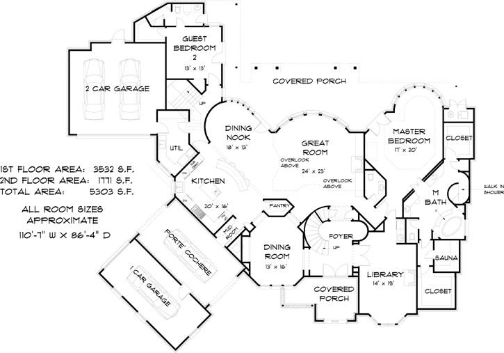 Tudor House Plans Monster House Plans