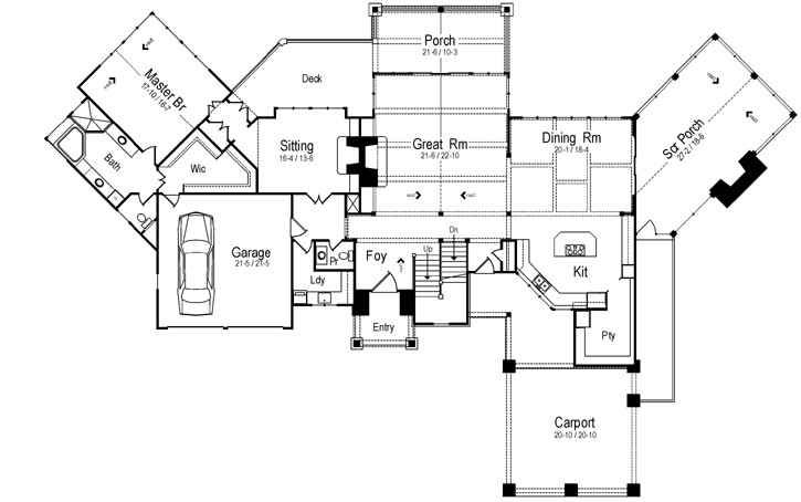 Waterfront House Plans | Monster House Plans on one level home plans and designs, vacation home plans and designs, garage home plans and designs, custom home plans and designs, waterfront cottage plans, beach home plans and designs,
