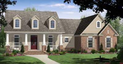 House Plans Suited for Corner Lots Monster House Plans Blog