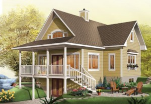 House plans stuff archives monster house plans blog for Daylight basement plans