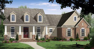 Narrow Lot House Plans - Narrow Lot Designs at Architectural