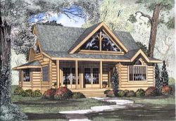 image0012 Log Home Plans